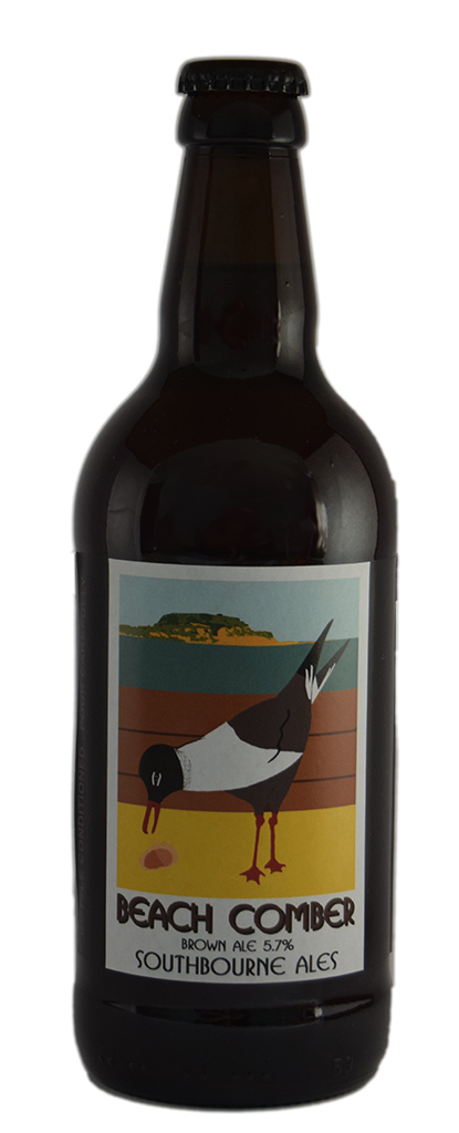 Beach Comber - 5.7% Brown Ale