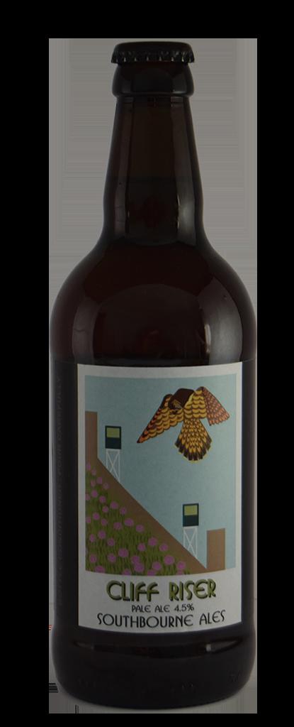 Cliff Riser - 4.5% Pale Ale.