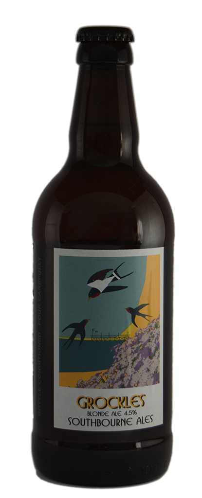Grockles - 4.5% Blonde Ale