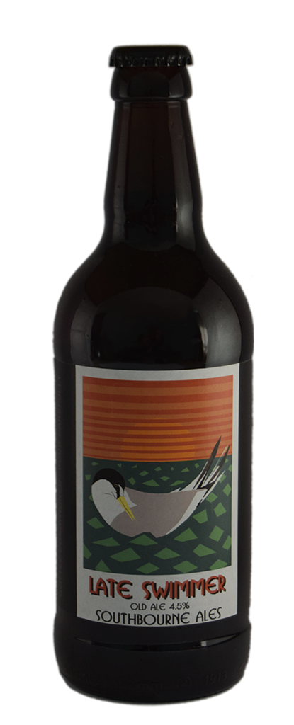 Late Swimmer - 4.5% Old Ale